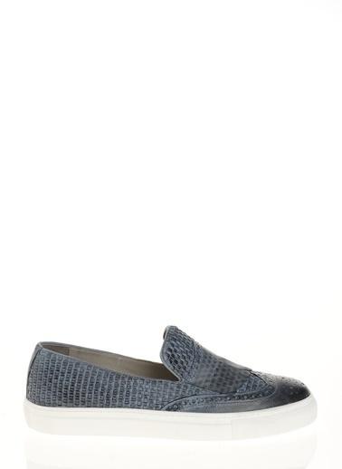 Faruk Sağın Ayakkabı Mavi
